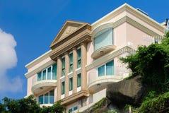 Landhaus in Macau Lizenzfreie Stockfotos