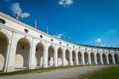 Landhaus Manin-Säulengang Stockfotos
