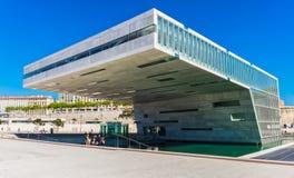 Landhaus Mediterranee lizenzfreie stockbilder