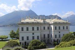 Landhaus Melzi Gärten, in Bellagio, lizenzfreie stockfotos