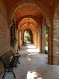 Landhaus Nottola, Piemonte-Region, Italien Stockfotografie