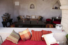 Landhaus Saada lizenzfreies stockbild