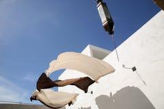 Landhaus Saada stockfoto