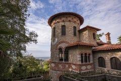 Landhaus Sassetti in Sintra Stockfotografie