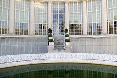 Landhaus Torlonia in Rom Stockfotografie