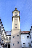 Landhaus Tower. Linz, Austria Royalty Free Stock Photography
