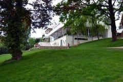 Landhaus Tugendhat in Brno, Ludwig Mies van Der Rohe Lizenzfreie Stockbilder