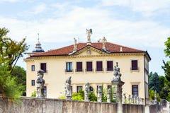 Landhaus in Vicenza Lizenzfreies Stockbild