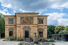 Landhaus Wahnfried Bayreuth 2016 - Richard Wagner Museum stockfotos