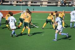 landhockey Fotografering för Bildbyråer