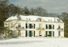 Landhouse velho Imagem de Stock Royalty Free