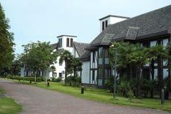 Landhäuser für Freizeit Lizenzfreie Stockfotos