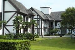 Landhäuser für Freizeit Lizenzfreie Stockbilder