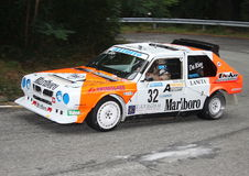 Lancia delta S4 Stock Images