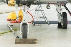 Landing gear Stock Image