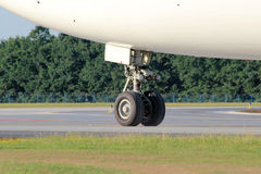 Landing gear Stock Image