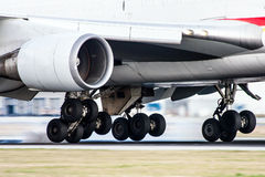 Landing gear Stock Images