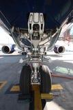 Landing gear Stock Photography