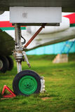 Landing gear Royalty Free Stock Photos