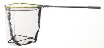 Landing net. On white background Stock Photos