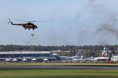 Landing operation Royalty Free Stock Photography