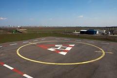 Landing pad Royalty Free Stock Image