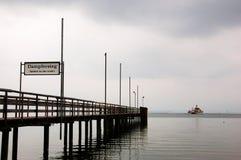Landing pier Stock Photography