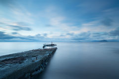 Landing stage Stock Photography