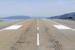 Landing strip Stock Image
