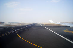 Landing strip Stock Photo
