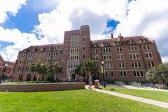 Landis Pasillo en la universidad de estado de la Florida Imágenes de archivo libres de regalías