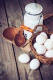 Landküche Stillleben Lizenzfreies Stockfoto