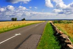 Landlandschaft Lizenzfreies Stockfoto