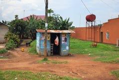 Landleben in Uganda, Afrika Stockfoto