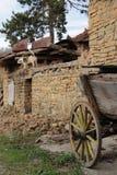 Landleben am Vorder-Balkan-Dorf von Debnevo, Bulgarien Stockfoto