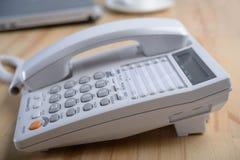 Landline phone royalty free stock images