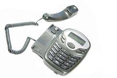 Landline telefoon Royalty-vrije Stock Afbeelding