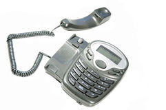 landlinetelefon Royaltyfri Bild