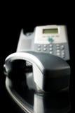 Landlinetelefon royaltyfri fotografi
