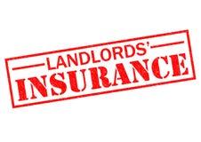 LANDLORDS` INSURANCE Royalty Free Stock Photos