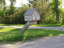 Landmailbox Lizenzfreies Stockbild