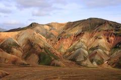 landmannalaugar Стоковое фото RF