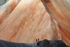 landmannalaugar zdjęcie stock
