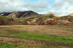 Landmannalaugar στοκ εικόνες με δικαίωμα ελεύθερης χρήσης