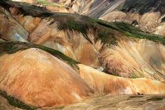 Landmannalaugar Стоковая Фотография