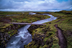 Landmannalaugar Zdjęcia Royalty Free