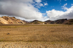 Landmannalaugar area, South Iceland Royalty Free Stock Photos