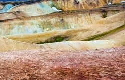 Landmannalaugar Royalty Free Stock Images