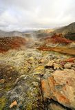 Landmannalaugar, Highlands,Iceland, Europe Royalty Free Stock Image