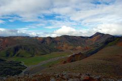 Landmannalaugar, Iceland. Royalty Free Stock Photos